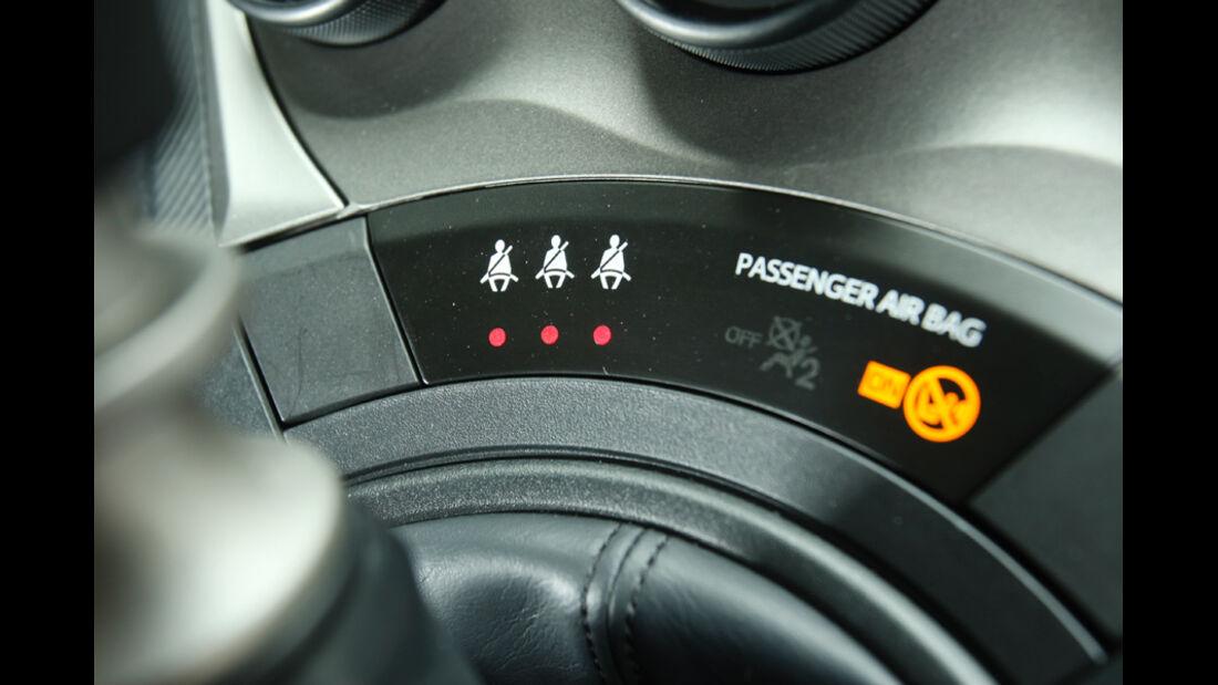 Subaru Trezia 1.3i Active, Detail