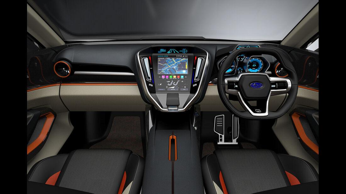 Subaru VIZIV Future Concept - Tokio Motor Show 2015