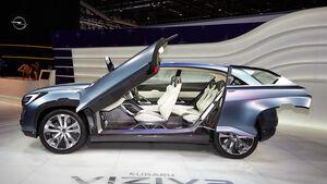 Subaru VIZIV2 Concept, Genfer Autosalon, Messe 2014