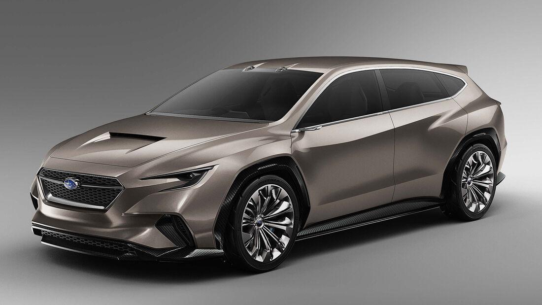 Subaru Viziv Concept Tourer