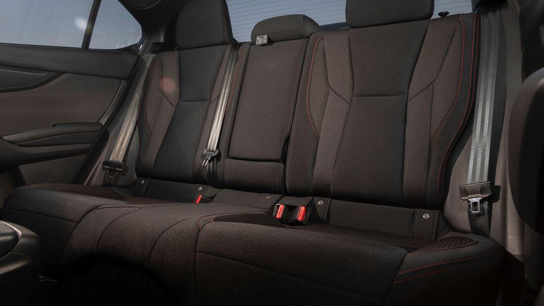 Subaru WRX (2022) Premiere