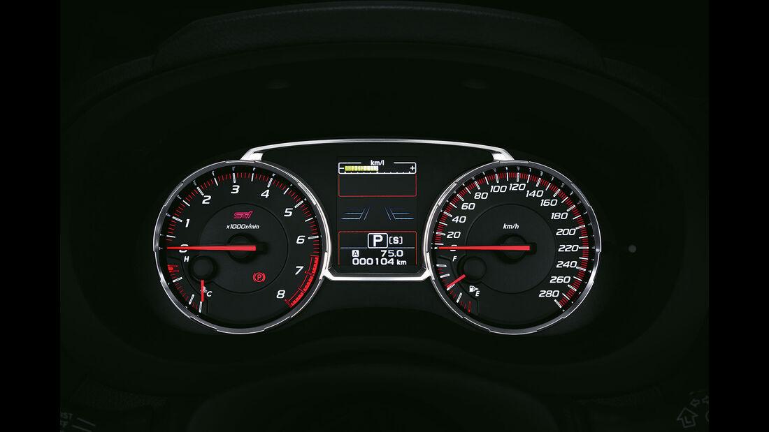 Subaru WRX S4 tS Japan Sondermodell