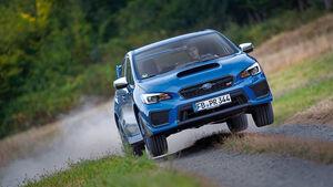 Subaru WRX STI, Exterieur