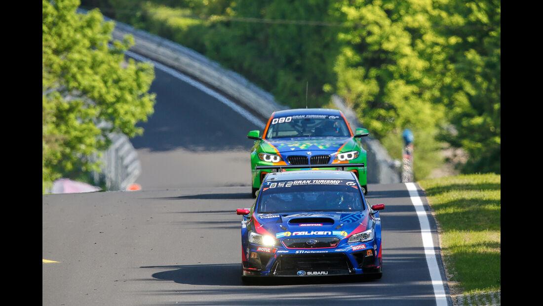 Subaru WRX STI - Freies Training - 24h-Rennen Nürburgring 2017 - Nordschleife