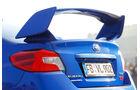 Subaru WRX STI, Heckspoiler