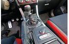 Subaru WRX STI, Schalthebel