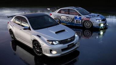 "Subaru WRX STI-Sondermodell S206 ""Nürburgring Challenge"""