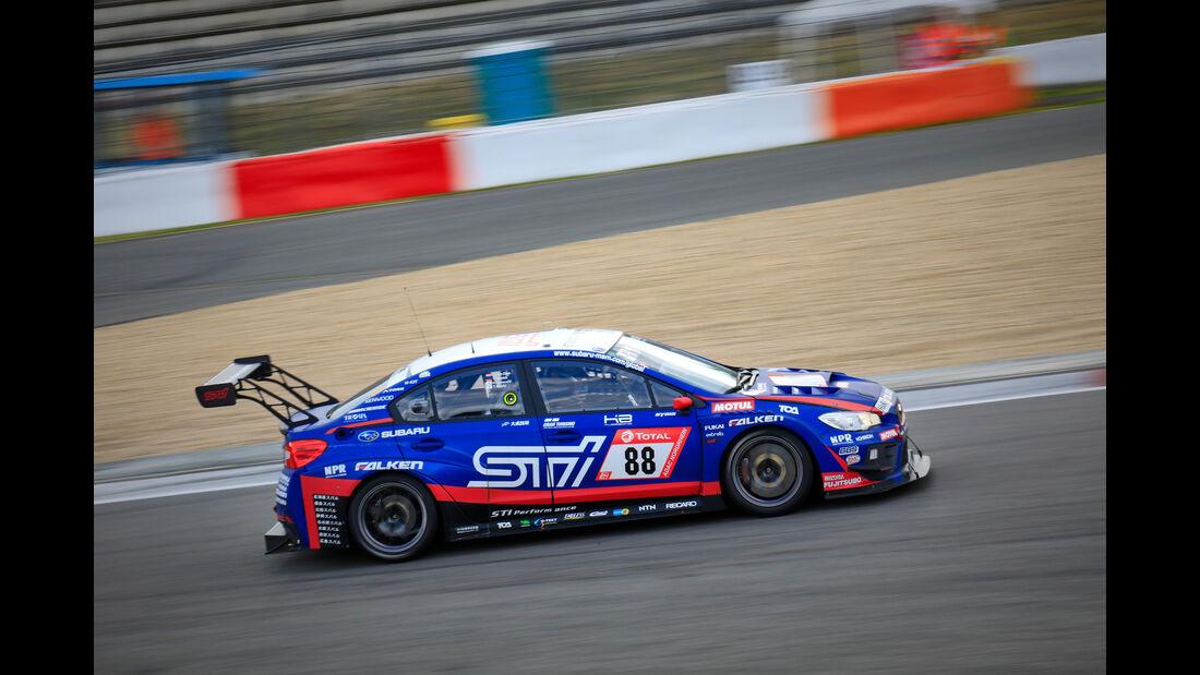 Subaru WRX STI - Startnummer #88 - 24h Rennen Nürburgring - 22. Juni 2019