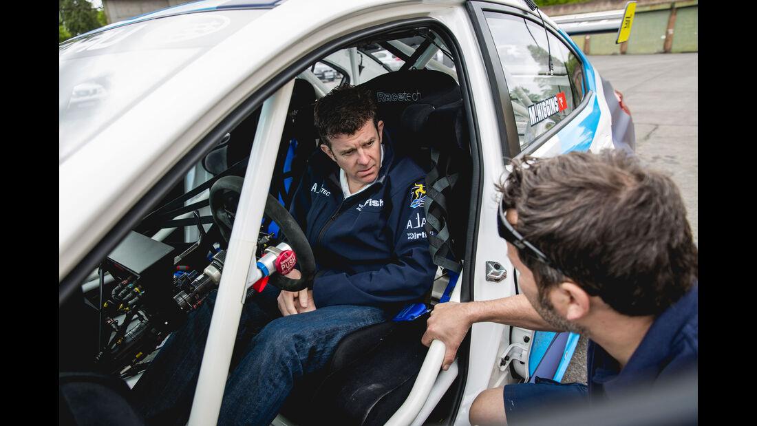 Subaru WRX STI Time Attack - Isle of Man TT - Rekord