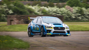 Subaru WRX STI Time Attack - Isle of Man TT - Rekord