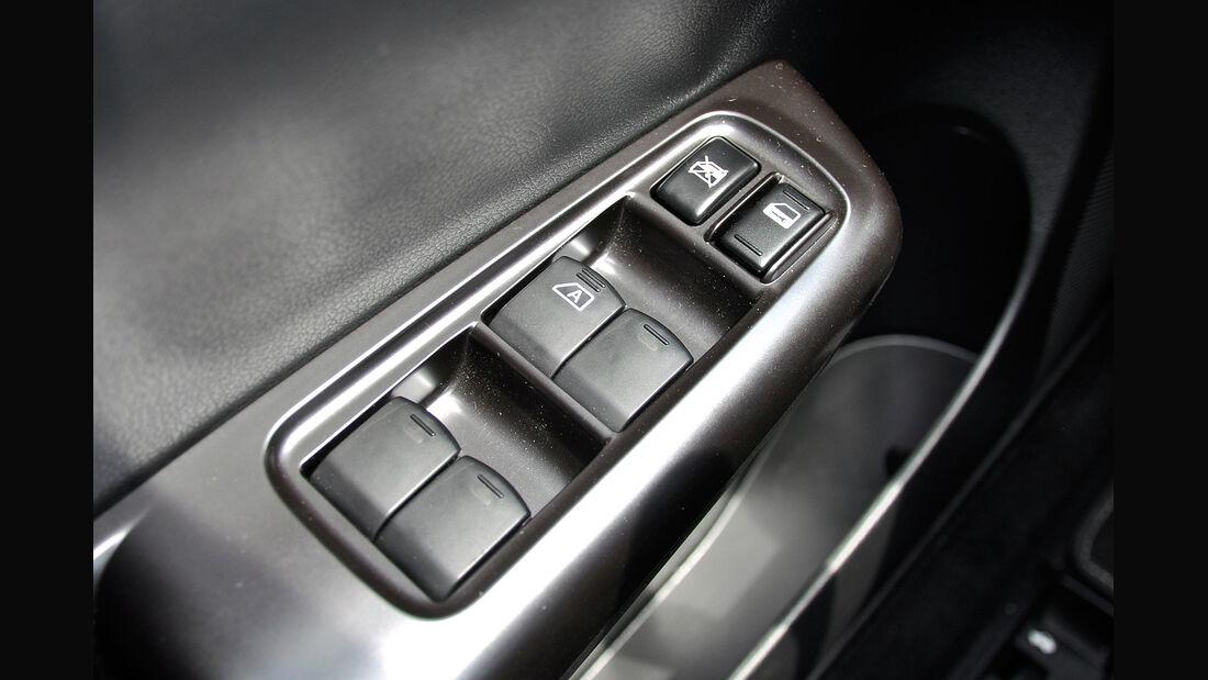 Subaru WRX STi, Fensterheber