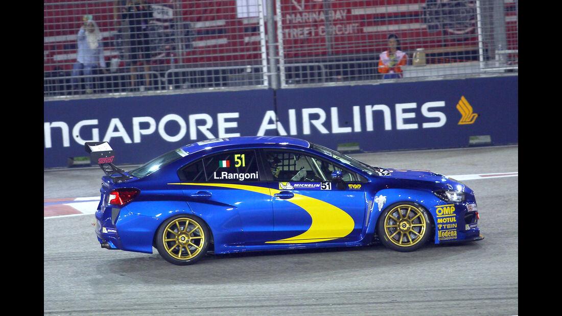 Subaru WRX TCR - 2015