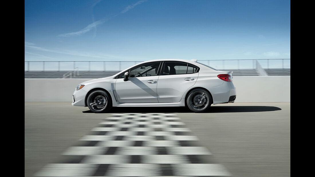 Subaru WRX (US-Spec)