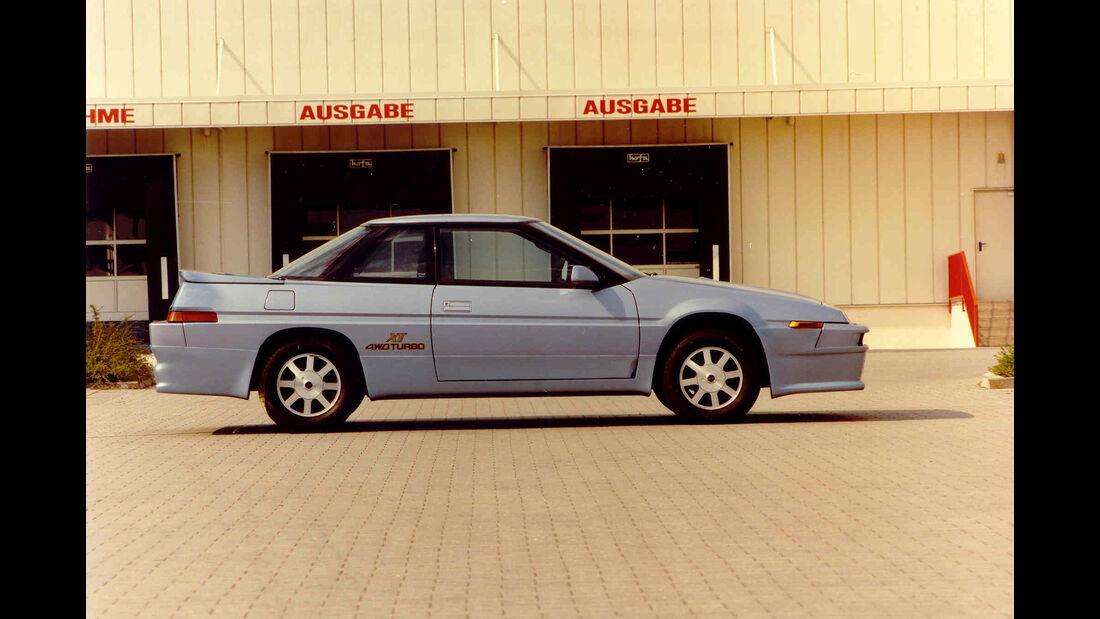 Subaru XT 4WD
