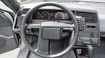 Subaru XT Turbo, Cockpit