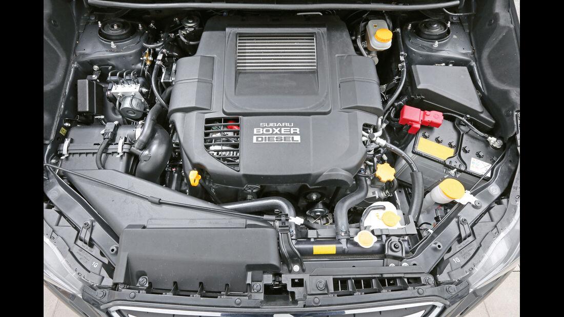 Subaru XV 2.0D Exclusive, Motor