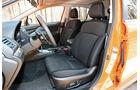 Subaru XV 2.0i, Fahrersitz