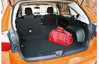 Subaru XV 2.0i, Kofferraum, Ladefläche