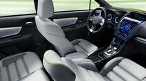 Subaru XV Concept, Innenraum
