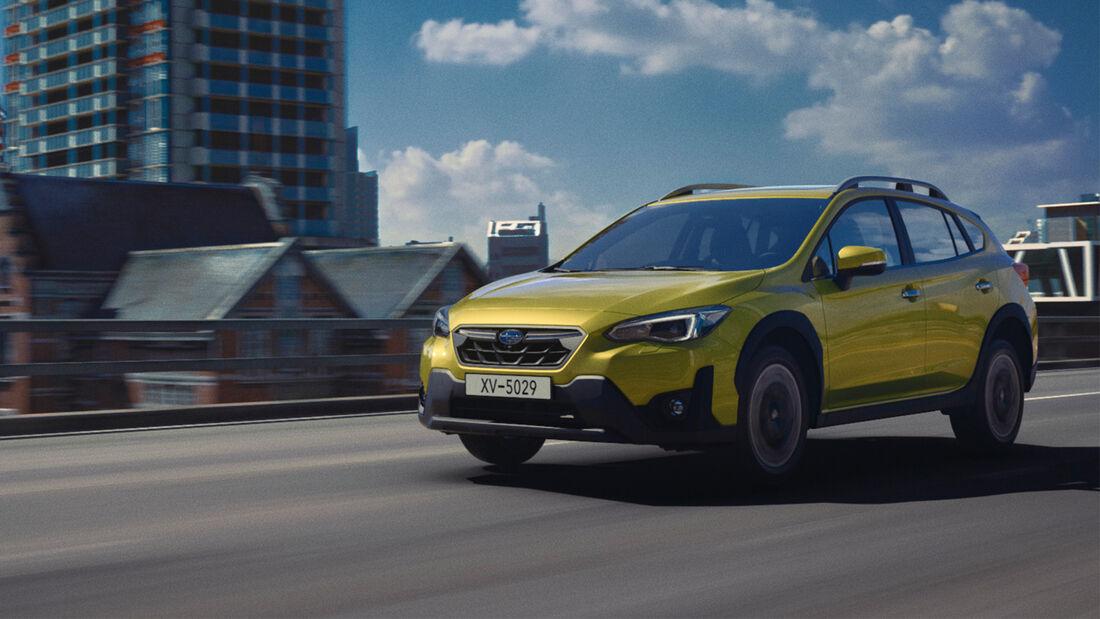 Subaru XV Crossover Facelift 2020
