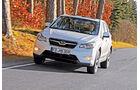 Subaru XV, Frontansicht