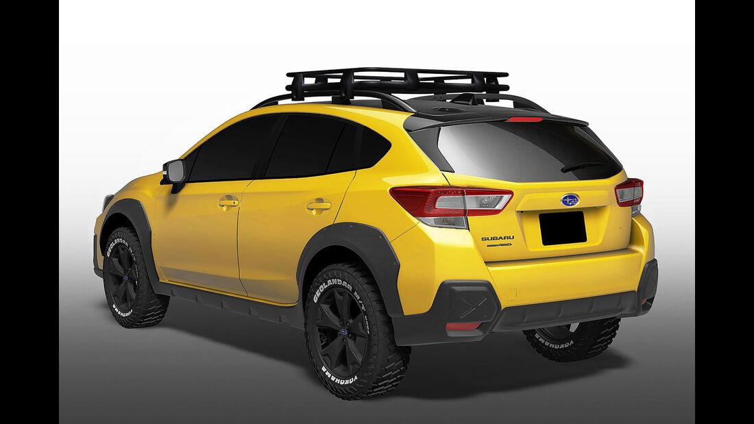 Subaru XV Fun Adventure Concept