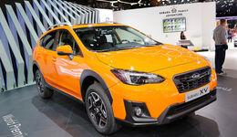 Subaru XV Genfer Auto Salon 2017