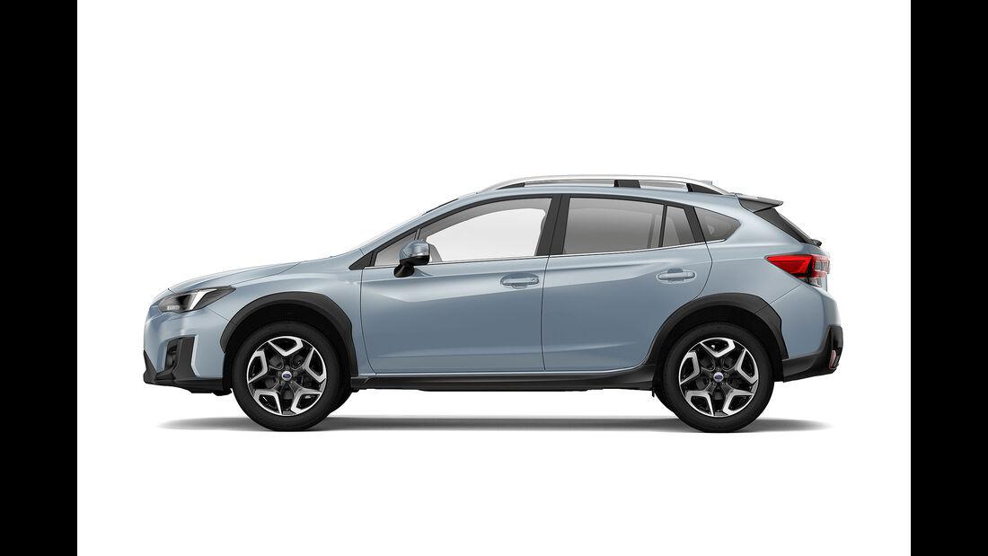 Subaru XV Teaser Genf 2017