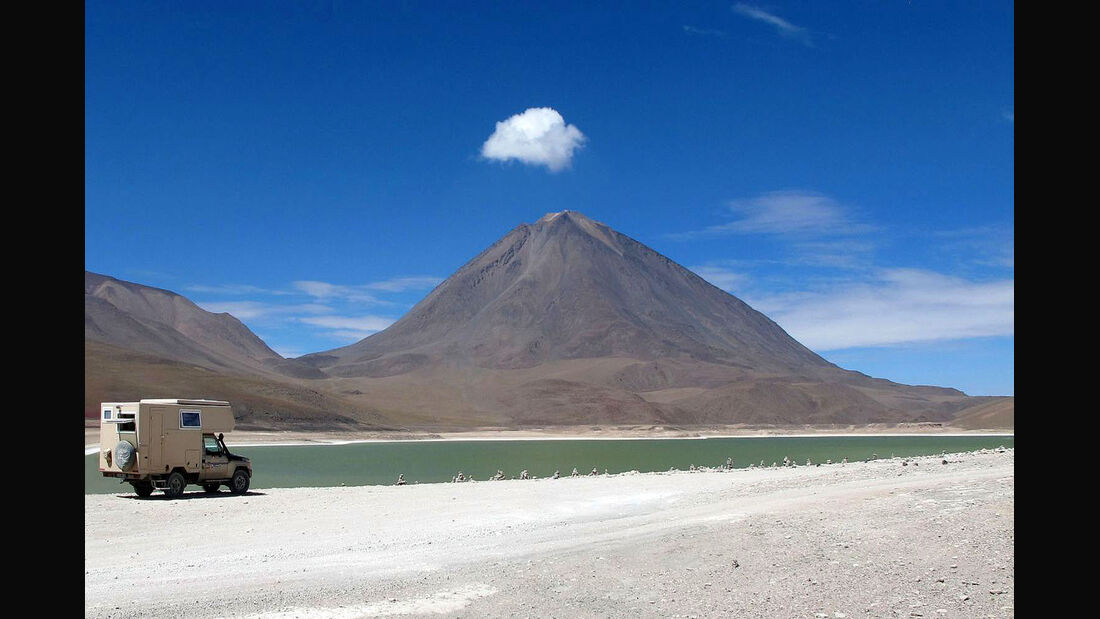 Südamerika-Reise Vierkotten Toyota Land Cruiser Expedition