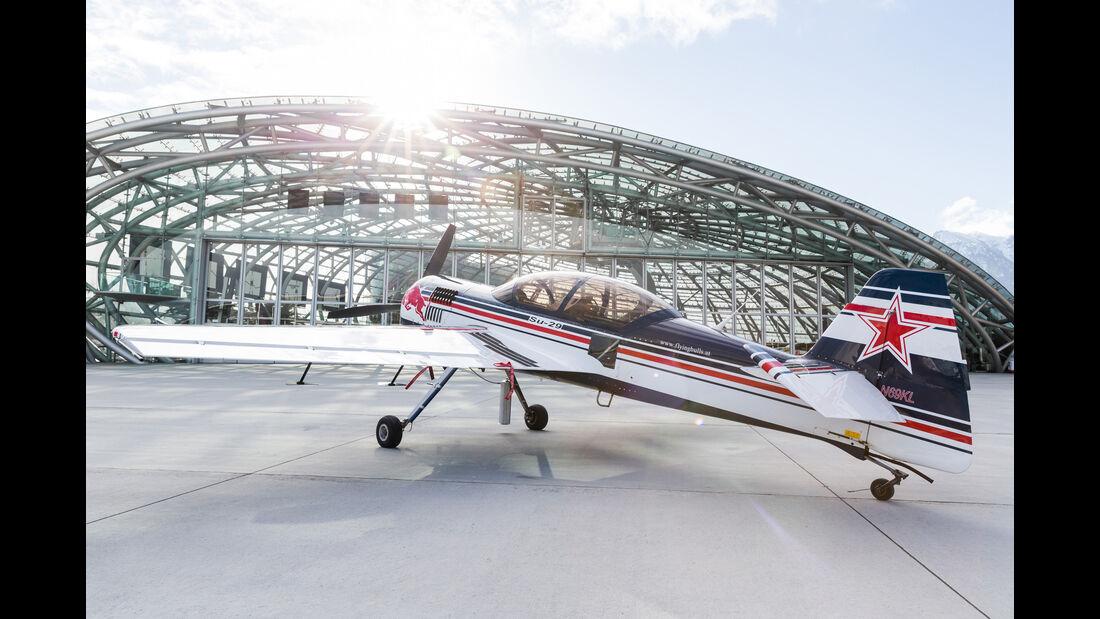 Sukhoi Su 29 - Red Bull