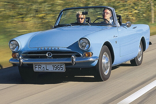 Sunbeam Alpine (1959 - 1968)