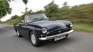 Sunbeam Alpine Tiger MK I A