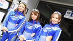 Super GT - Fuji 2018 - Race Queens