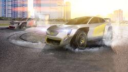 SuperCharge - Elektro-Rennserie - Launch-Bilder - 2020