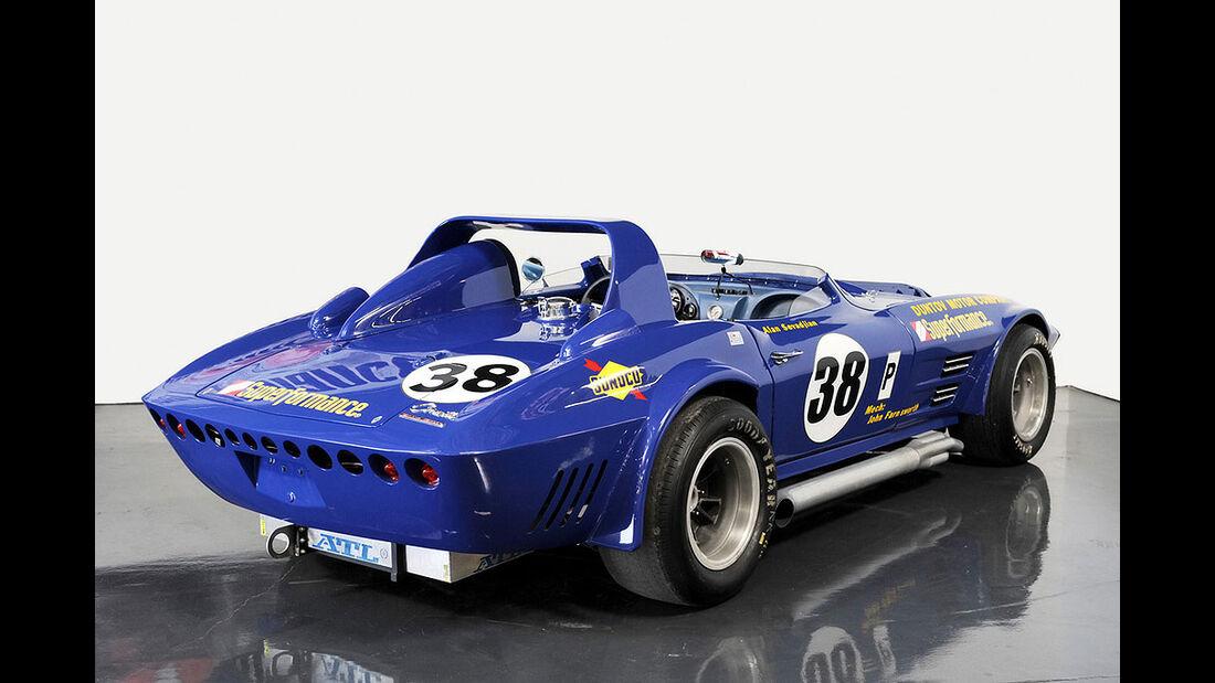 Superformance Corvette Grand Sport Racecar