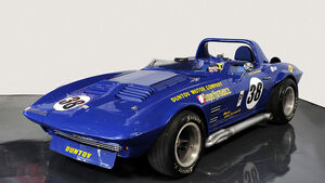 Superformance Corvette Grand Sport Racecar