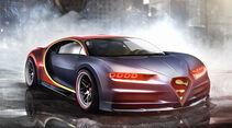 Superhelden Supercars