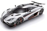 Supersportler, Koenigsegg One:1
