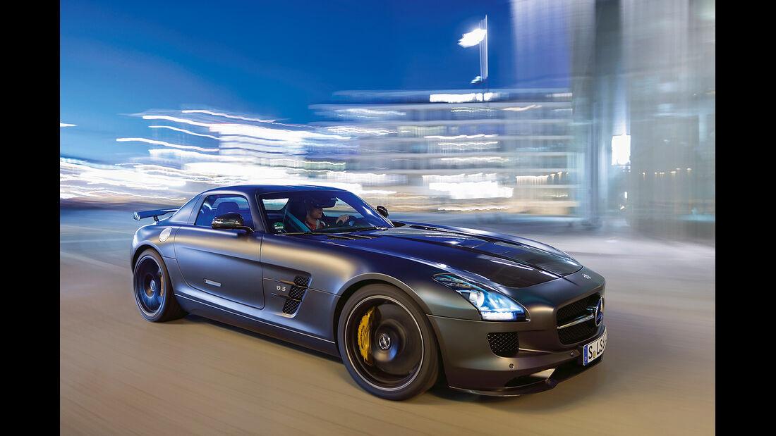 Supersportler, Mercedes SLS AMG GT Fin. Edition