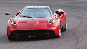 Supersportler, Pagani Huayra