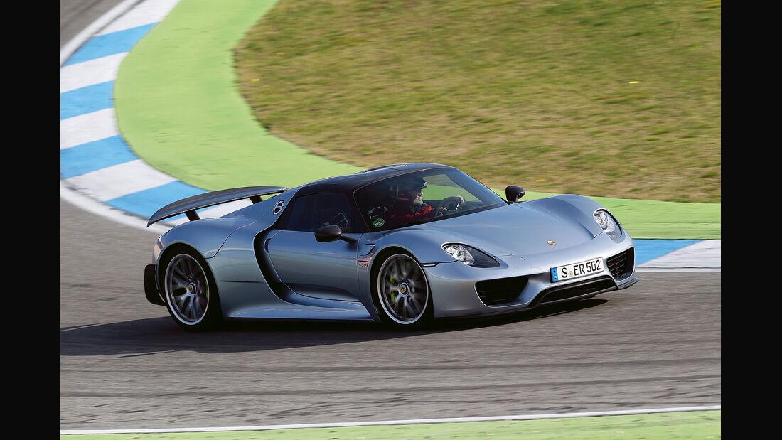 Supersportler, Porsche 918 Spyder