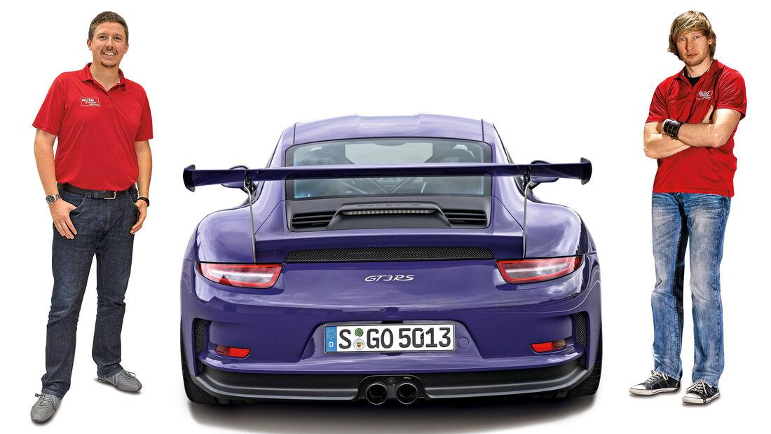 Supersportwagen, Meinung, Jens Dralle, Marcus Peters, Porsche 911 GT3 RS