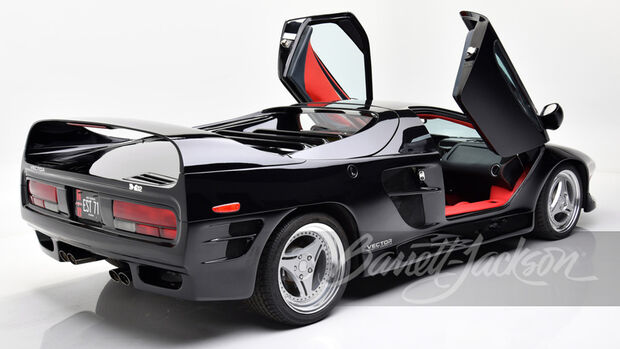 Supersportwagen Vector M12 Lamborghini V12 Auktion