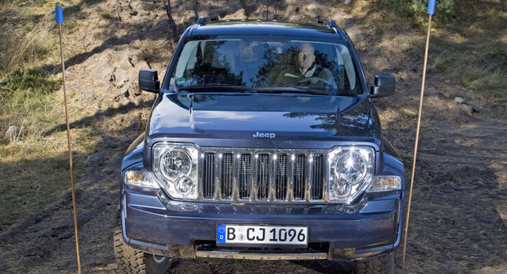 Supertest Jeep Cherokee