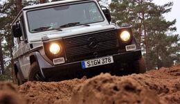 Supertest Mercedes G-Klasse Edition Pur