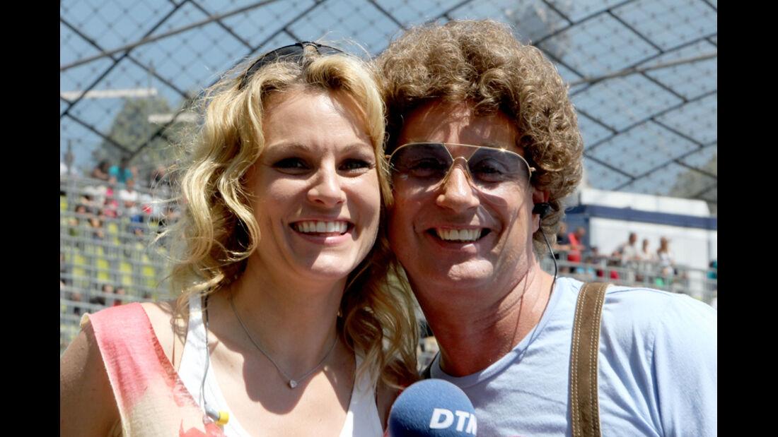 Surer & Atze Schröder DTM 2011