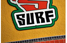 Surfer-Autos, Logo