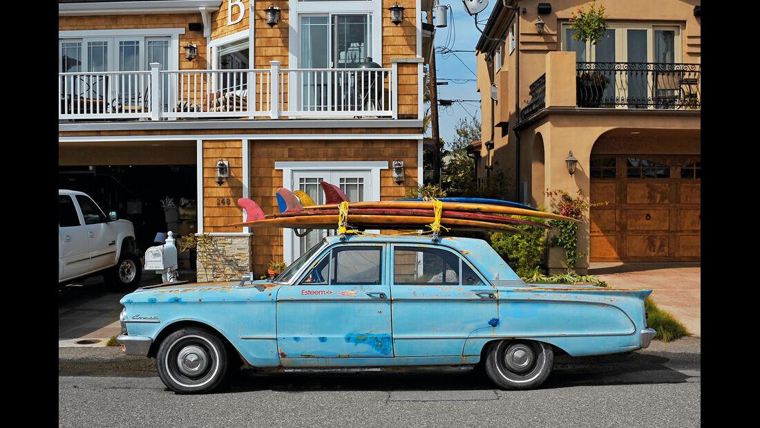 Surfer-Autos, Mercury Comet