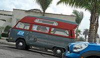 Surfer-Autos, VW Bus