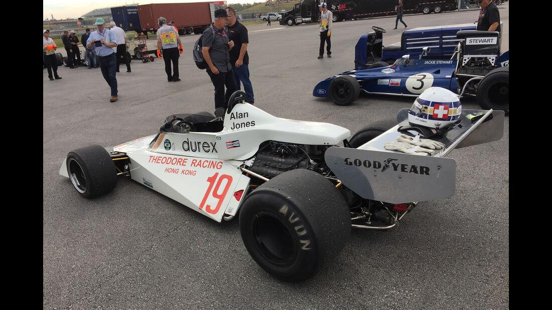 Surtees TS19 - F1 Klassiker - Austin - GP USA 2016